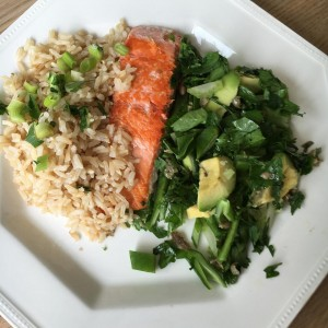Did you know rice contains a lot of arsenic? Thankfully you can reduce levels by 80% simply by soaking rice overnight. Or you can buy sprouted rice from @planetorganic 🍚 Great tip from @womenshealthuk